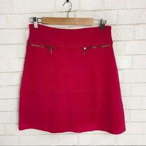 Athleta Like New Strata A-Line Paneled Skirt K19